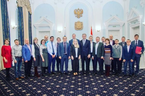 поздравления законодательному собранию омской области с юбилеем там